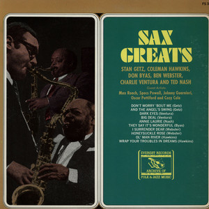 V.A. - Sax Greats - LP