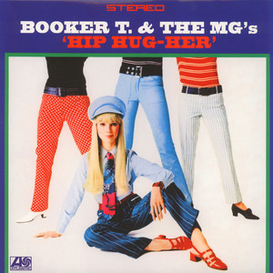 BOOKER T. & M.G.'S - Hip Hug-Her - LP