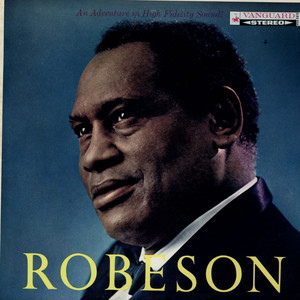 PAUL ROBESON - Robeson - LP