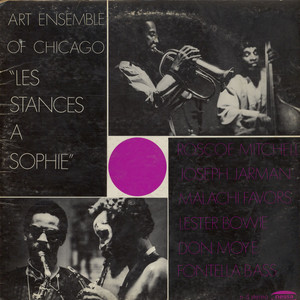 ART ENSEMBLE OF CHICAGO, THE - Les Stances A Sophie - LP