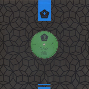 AD BOURKE - Equal Turns EP - 12 inch x 1
