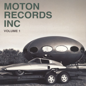 MOTON - Moton Long Player Volume 1 - LP