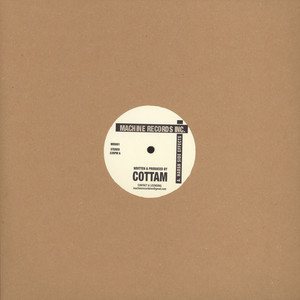 COTTAM - Harsh Side Effects - 12 inch x 1