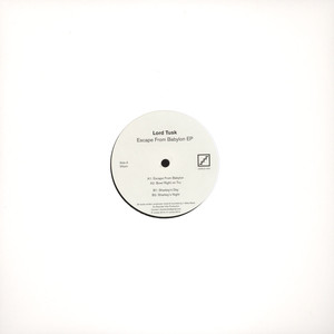LORD TUSK - Escape From Babylon EP - 12 inch x 1