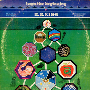 B.B. KING - From The Beginning - LP x 2