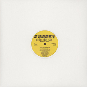 MASTER PLAN - Electric Baile - 12 inch x 1