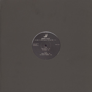 JORDAN FIELDS - The Sound of Chicago1986-1991 The Lost Trax Part 1 - 12 inch x 1