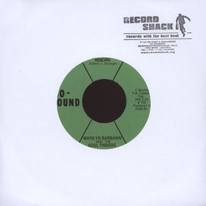 MARILYN BARBARIN & THE SOUL FINDERS - Reborn - 7inch x 1