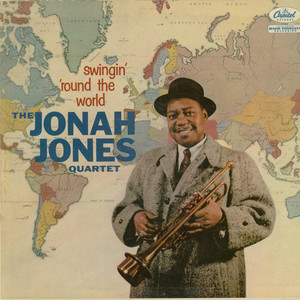 JONAH JONES QUARTET, THE - Swingin' Round The World - LP