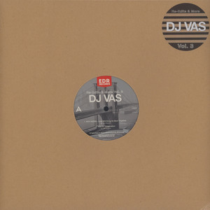 DJ VAS - Re-Edits & More Volume 3 - 12 inch x 1