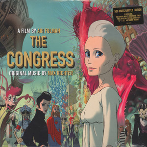 MAX RICHTER - OST Congress - LP