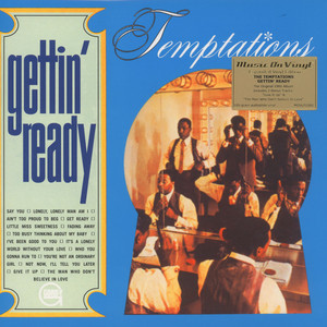 TEMPTATIONS, THE - Gettin' Ready - LP
