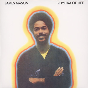 JAMES MASON - Rhythm Of Life - LP