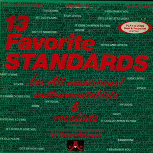 JAMES AEBERSOLD - 13 Favorite Standards - LP x 2