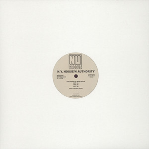 N.Y. HOUSE 'N AUTHORITY - APT - 12 inch x 1