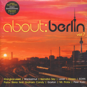 ABOUT:BERLIN - Volume 7 - LP x 4