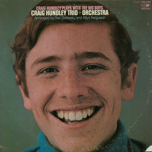 CRAIG HUNDLEY TRIO - Craig Hundley Trio Plays With The Big Boys - LP