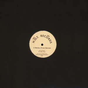 2 BITCHES FROM QUEENS - H.o.t. Records 002 - 12 inch x 1
