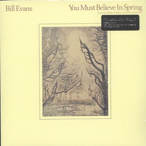 BILL EVANS - You Must Believe In Spring - LP