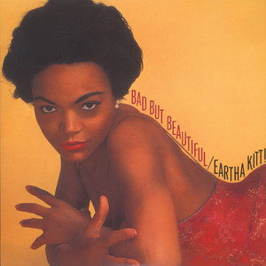 EARTHA KITT - Bad But Beautiful - LP