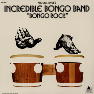 INCREDIBLE BONGO BAND, THE - Bongo Rock - LP