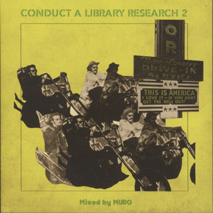 DJ MURO - Conduct A Library Research 2 - CD
