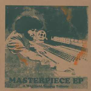 JASON MCGUINESS - Masterpiece: A Whitfield/Strong Tribute - 12 inch x 1