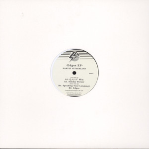 HARVEY SUTHERLAND - Edges EP - 12 inch x 1