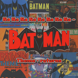 V.A. - Na Na Na Na Na Na Na Na - Batman Theme Returns - LP