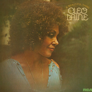 CLEO LAINE - A Beautiful Thing - LP