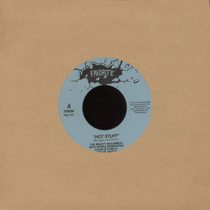 MIGHTY MOCAMBOS, THE - Hot Stuff feat. Afrika Bambaataa, Charlie Funk & Deejay Snoop - 7inch x 1