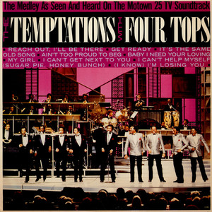 TEMPTATIONS, THE WITH FOUR TOPS / JACKSON 5, THE - Medley - 12 inch x 1