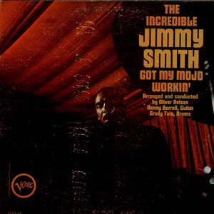 JIMMY SMITH - Got My Mojo Workin' - 33T