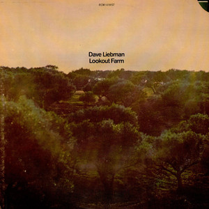 DAVID LIEBMAN - Lookout Farm - LP