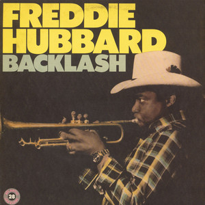FREDDIE HUBBARD - Backlash - LP