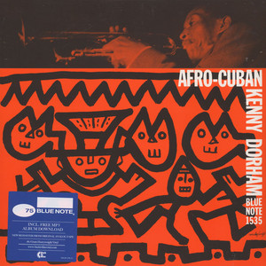 KENNY DORHAM - Afro-Cuban Back To Black Edition - LP