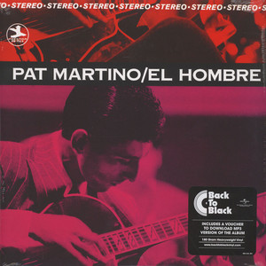 PAT MARTINO - El Hombre Back To Black Edition - LP