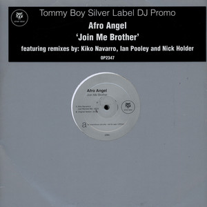 AFRO ANGEL - Join Me Brother - 12 inch x 2