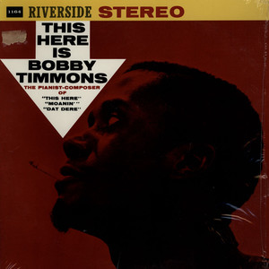 BOBBY TIMMONS - This Here Is Bobby Timmons - LP