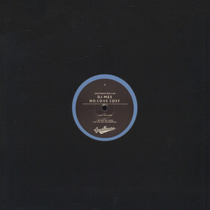 DJ MES - No Love Lost - 12 inch x 1