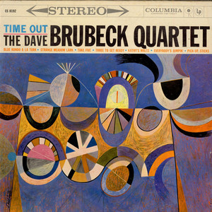 DAVE BRUBECK QUARTET, THE - Time Out - LP
