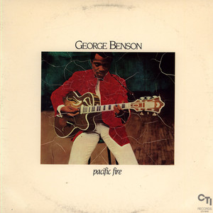 GEORGE BENSON - Pacific Fire - LP