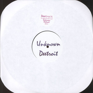 DEETROIT - The Underground Understands - 12 inch x 1