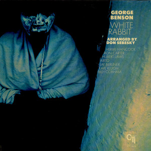 GEORGE BENSON - White Rabbit - LP
