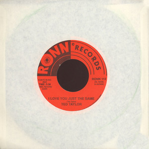 TED TAYLOR - Steel Away - 7inch x 1