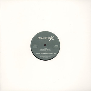 C-ROCK & FRANKSEN - Back 2 The Raw - 12 inch x 1