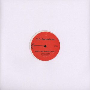 MR. K - Rock The House - 12 inch x 1