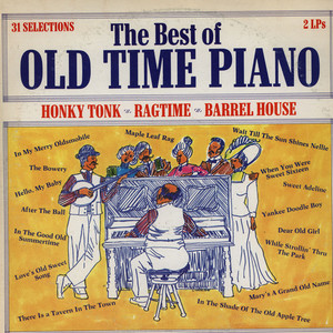 RAGS RAFFERTY - The Best Of Old Time Piano - LP x 2