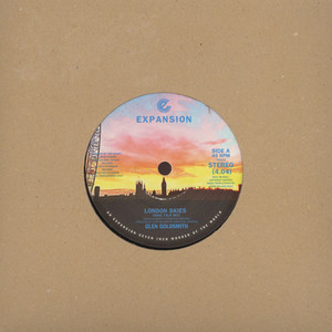 GLEN GOLDSMITH - London Skies - 7inch x 1