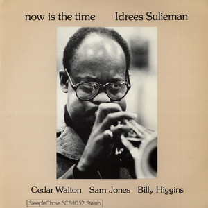 IDREES SULIEMAN - Now Is The Time - LP